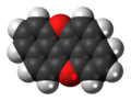 Dinaphthylene dioxide molecule spacefill.png