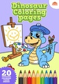 Dinosaur Coloring Pages - Printable Coloring Book For Kids.pdf