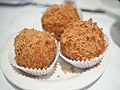 Dish of taro balls at Li Wah Dim Sum.jpg