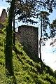 Divín - Divínsky hrad - bašta S.1.jpg