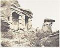 Djébel Selséleh (Silsilis), Steles Architecturales Taillées Dans les Carriéres MET DP138589.jpg