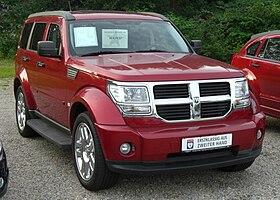 Dodge Nitro - Wikipedia