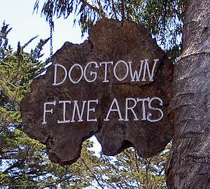 Dogtown, Marin County, California - Image: Dogtown 3440