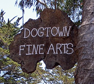 Dogtown, Marin County, California - Image: Dogtown 3440