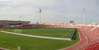 Grand Hamad Stadium - Image: Doha grand hamad stadium 90685