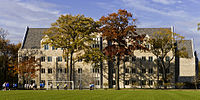 Dominican University, River Forest IL, Parmer Hall, Soccer Field.jpg