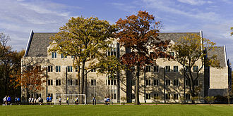Dominican University (Illinois) - Parmer Hall