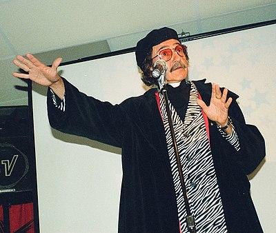Don Novello, American actor and director