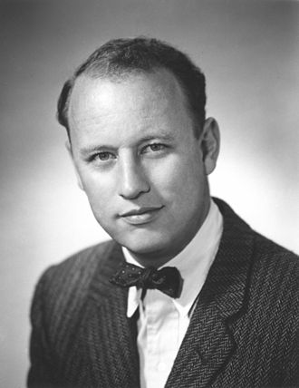 Donald S. Fredrickson - Image: Donald S. Fredrickson 1961