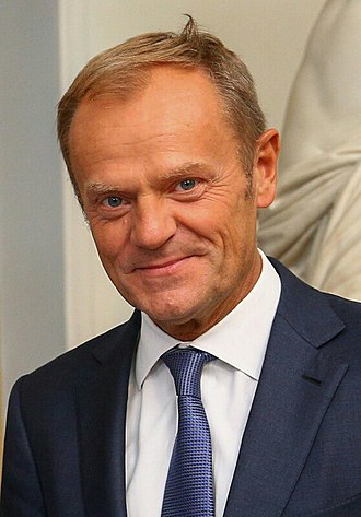 2011 Polish parliamentary election - Image: Donald Tusk. Tallinn Digital Summit
