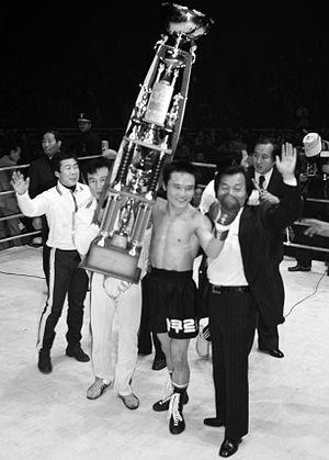 Yum Dong-kyun - Dong-Kyun Yum on November 24, 1976