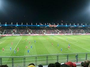 Doosan Arena - Doosan Arena, Czech Republic - 2-1 Iceland, 2014