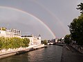 Double rainbow in Paris August 8, 2011 N2.jpg
