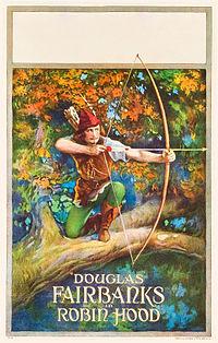 Douglas Fairbanks Robin Hood 1922 film poster.jpg