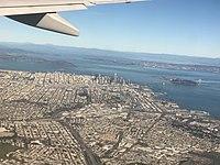 Downtown San Francisco by plane, 1-20-18.jpg