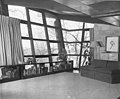 Dr. Charles and Judith Heidelberger House Interior, 1952.jpg