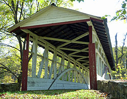 Dr. Knisley Covered Bridge