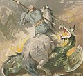 Dragon Slayer, Alexander Zick (1899).jpg