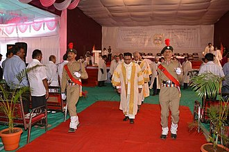 Dr. Babasaheb Ambedkar Technological University - Vice-Chancellor R. B. Mankar
