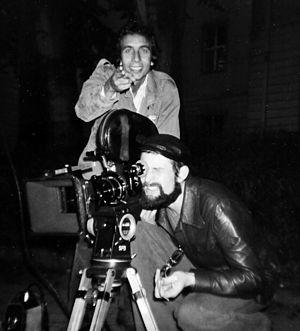 Jonatan Briel - Filming Glutmensch: Jonatan Briel behind the camera
