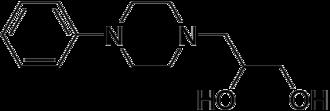 Dropropizine - Image: Dropropizine