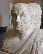 Doppia erma rappresentante Seneca e Socrate