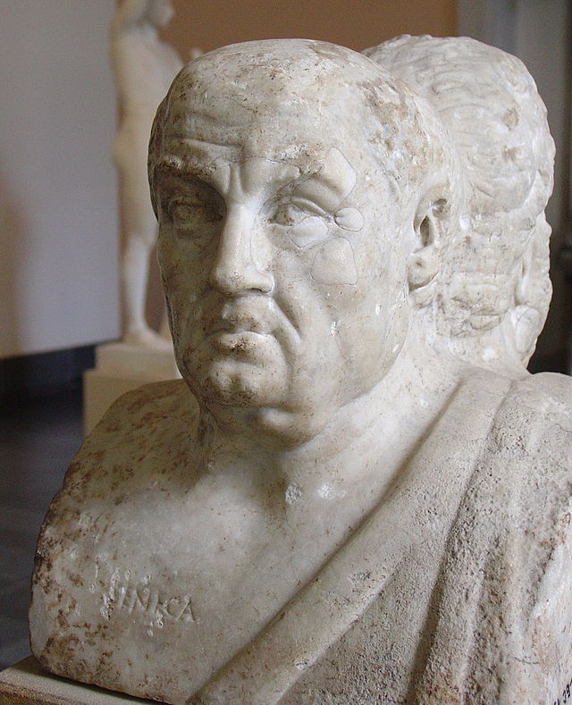 In Philosophy what does Seneca mean in his essay