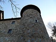 Dubovac Castle in Karlovac12, Croatia