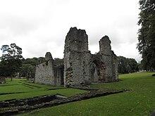 Rovine del monastero di Dudley