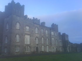 Dunsany Castle in Meath mist.jpg