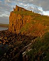Duntulm Castle, Trotternish, Isle Of Skye - geograph.org.uk - 909842.jpg