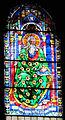 Duomo di firenze, vetrata ghiberti.JPG