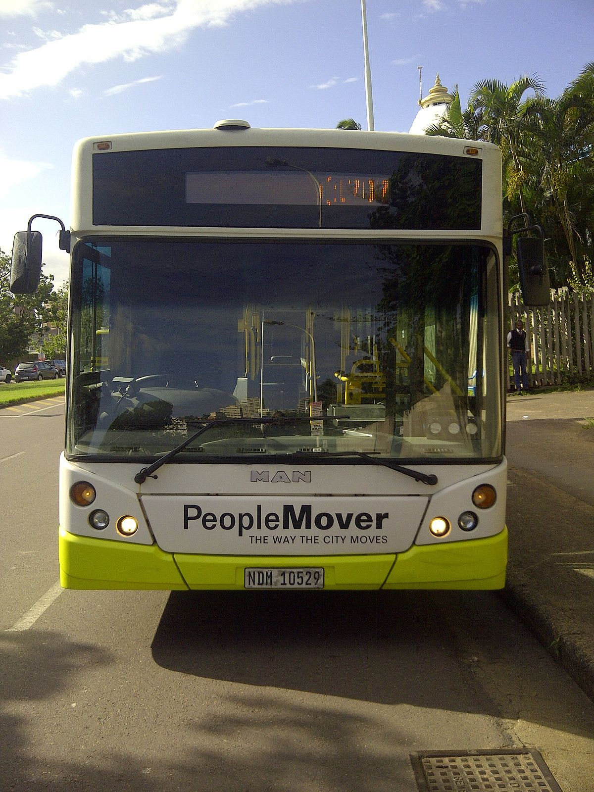 durban people mover