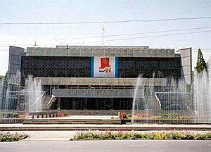 Dushanbe Vahdat Palace