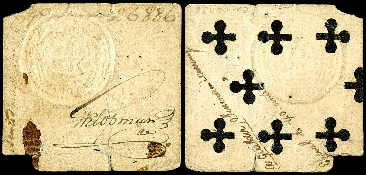 card money