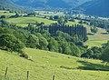 Dyffryn Conwy o Fwlch y Gwynt - Conwy Valley from Bwlch y Gwynt - geograph.org.uk - 1917255.jpg