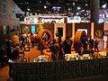 E3 2011 - relaxing in the Disney lounge (5822121601).jpg