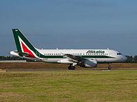 EI-IMO - A319 - Alitalia