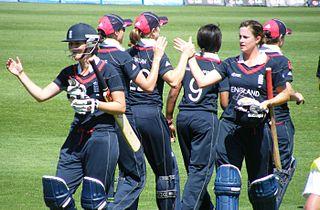 2009 Womens Cricket World Cup Final Cricket match
