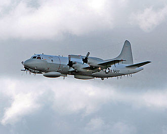 Lockheed EP-3 - Lockheed EP-3E ARIES II in 2006