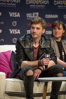 Latvian singer