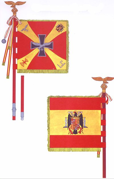 Standard of the Condor Legion - Condor Legion