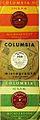 Early Columbia 7 inch Lp singles.JPG