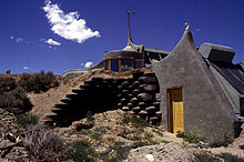 What is Earthship? Heat Removal Earthship House Designs on