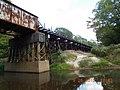 East Bank On The Western Most Chunky Creek Train Bridge.jpg