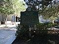 East Florida Seminary historical marker, Gainesville FL.JPG