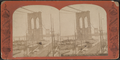East River bridge towers, N.Y, from Robert N. Dennis collection of stereoscopic views.png