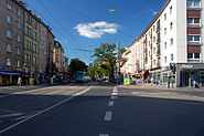 Eckenheimer Landstrasse Ecke Glauburgstrasse