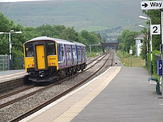 Northern Powerhouse Rail - Railway routes crossing the Pennines include the Hope Valley line (Manchester-Sheffield)