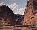 Edgar Alwyn Payne Canyon Gateway.jpg